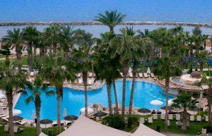 St. George Hotel Spa Golf Beach Resort Paphos Cyprus