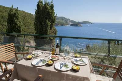 Group Accommodation Corfu