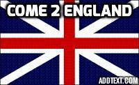 Come 2 England