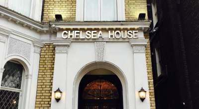 London, Chelsea House Hotel Bed Breakfast