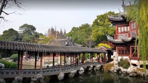 Shanghi-garden