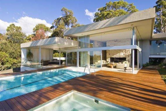 australian villa