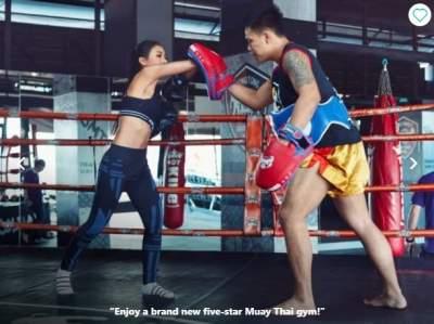 Martial Arts Holiday
