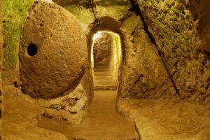 Derinkuya underground caves 1 5