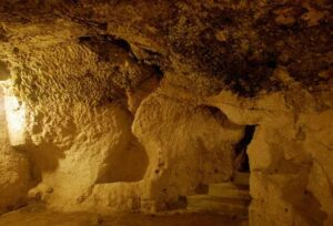 Derinkuya underground caves 1 6
