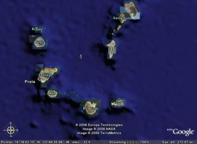 Cape Verde Islands group