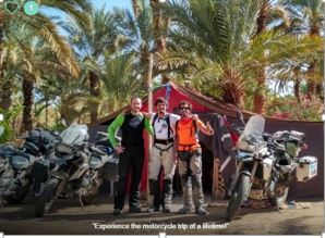 Motor Cycle tour Spain
